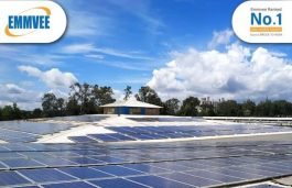 Emmvee Commissions 700 kWp Rooftop Solar Project for Balaji Technologies