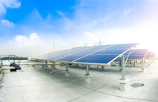 Dexler Rooftop Solar for Sunvik Steels