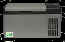 Solar Powered Refrigeration Gricd