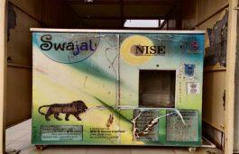 Solar Water ATM