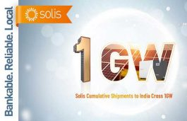 Solis Makes A Point, With 1 GW Milestone In India
