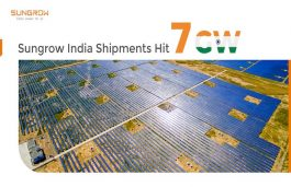 Sungrow Ends 2020 on High, Crossing 7 GW PV Inverter Shipments in India