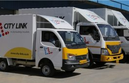 Logistics Startup City Link Launches Electric Cargo Vehicles in Bangalore