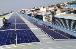 Amp Energy Commissions 7.8 MW Solar Plant for L&T Metro Rail Hyderabad