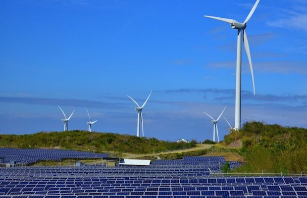 Clean Energy in Asia