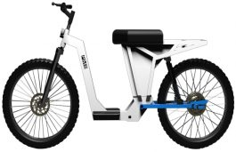 EV Startup PiBeam Electric Launches  First Utility Electric Two-Wheeler, 'PiMo'