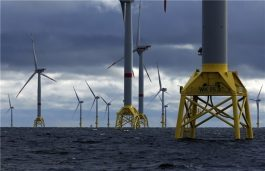 Iberdrola Planning 300 MW Floating Offshore Wind Farm in Spain