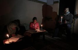 Hi-tech Solar Solution Brings Hope to Energy-Starved People of Gaza