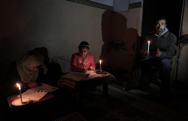 Solar Energy in Gaza