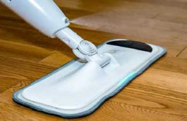 Ginjot: A multifunctional flexible UV cleaning mop
