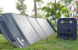 ITEHIL- Most Powerful 2200Wh Solar Power Station
