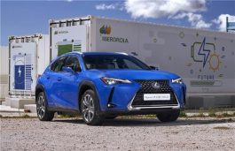 Iberdrola & Lexus to Offer Comprehensive EV Charging Network to Customers