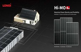 LONGi Launches New 66C Type Hi-MO 4m Module for Global DG market