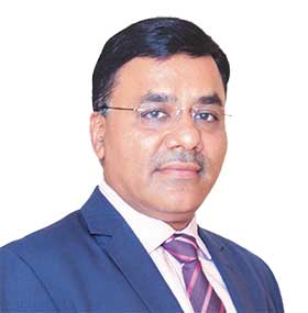 Manish Agarwal, CEO Infrastructure & Solutions Business, Sterlite Power
