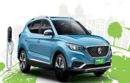 MG Motor India Launches New ZS EV 2021, Available Across 31 Cities