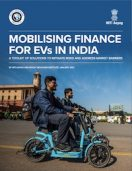 'Mobilising Finance for EVs in India' Report by Niti Aayog