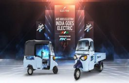 3-Wheeler Manufacturer Piaggio Enters EV Industry, Launches Ape e-Xtra FX Segment