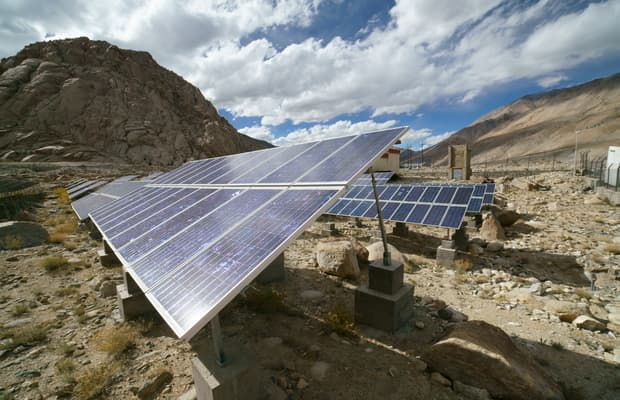 SECI Renewable Himalayas