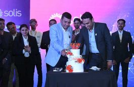 Solis Holds 1st Technical Seminar with 1 GW Celebration in Ahmedabad