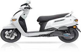 TVS Motors Launches iQube, its Electric Scooter in Delhi