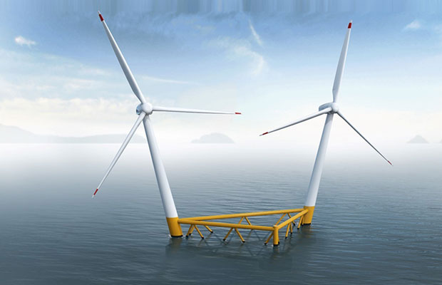Bechtel Hexicon Offshore Wind Generation