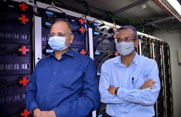 Tata Power-DDL Energy Storage