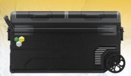 A DC Solar Refrigerator For Emergencies