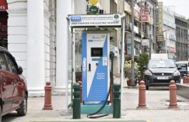 970 Government Funded Public EV Charging Station Installed in India so far