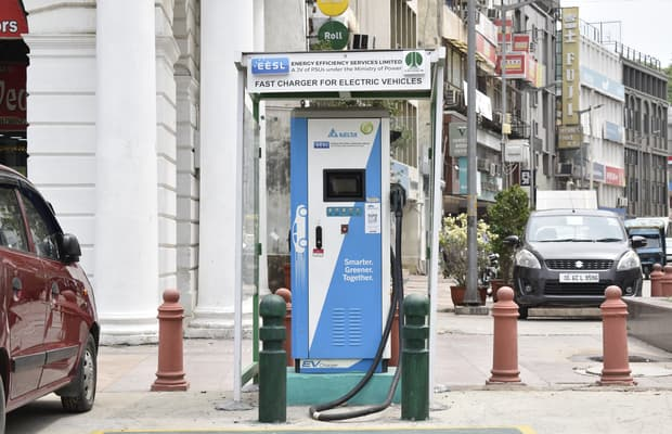 EV Charging Stations in India