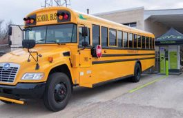 Blue Bird Delivers 1st-Ever Commercial Application of Vehicle-to-Grid Tech in Electric School Bus Partnership with 2 School Districts