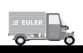 Euler Motors Closes its 'Series A' Investment Round at $9.5 million