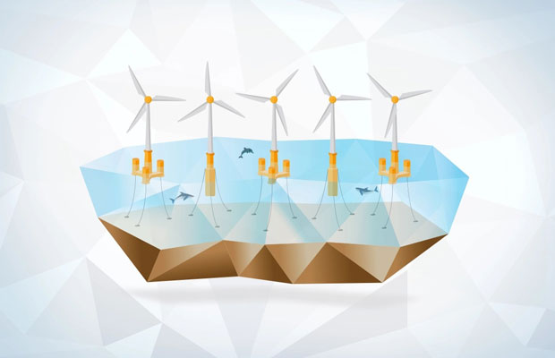 floating wind technologies