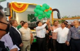 Goa Adds 50 Electric Buses to its Fleet Under FAME II Scheme