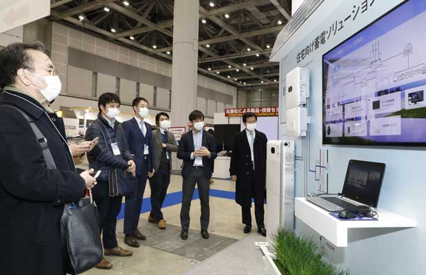 Huawei's smart string Energy Storage System