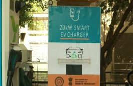 IIT Delhi Develops EV Charging Station with Inbuilt Solar PV Interface Capability