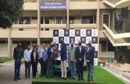 MG Motors India Partners With IIT Delhi for Research in EVs & Automotives