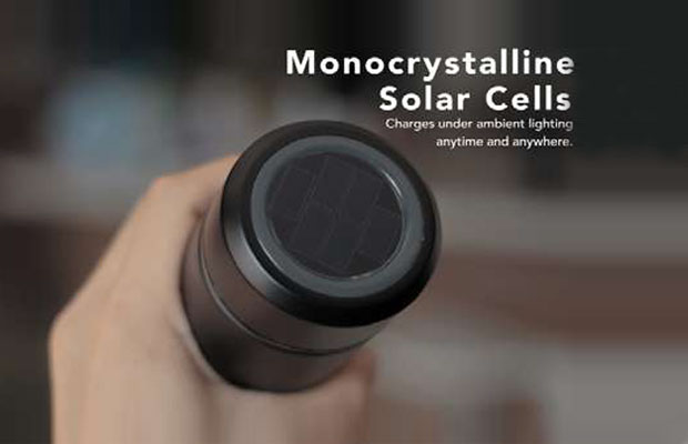 MiTo - Solar Powered Smart Water Bottles