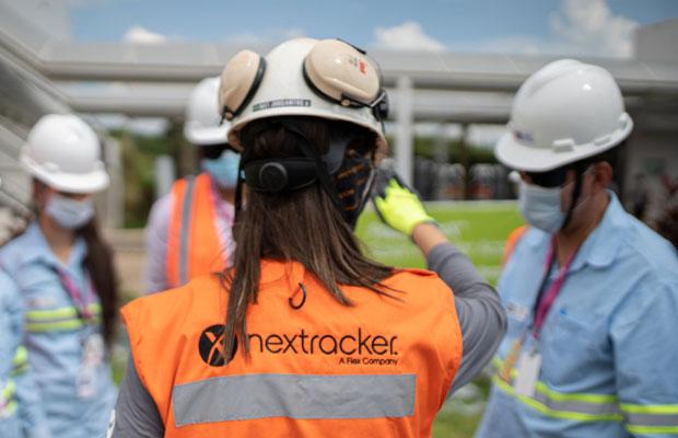 nextracker and flex