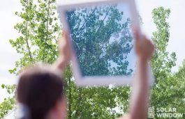 SolarWindow Sets new Record by Doubling its Power Conversion Efficiency