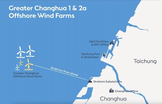 Ørsted 900 MW Offshore Wind