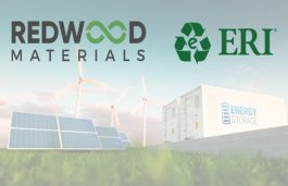 Redwood Materials & ERI Partner up to Recycle Batteries and Solar Panels