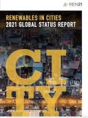 Renewables in Cities 2021 Global Status Report by REN21