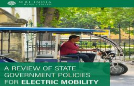 The 12 States Welcoming EV Adoption With Policies To Match: WRI India