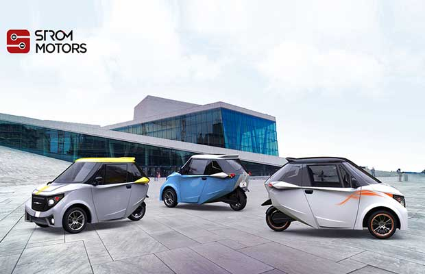 strom r3 Electric vehicles