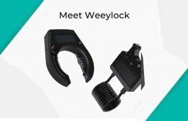 WeeyLock- Solar-Powered Smart Bike Lock