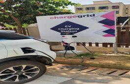 ChargeGrid Prisma at Gundecha Complex