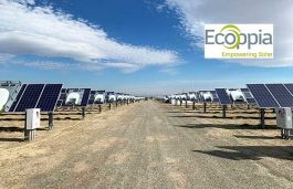 Ecoppia's Robotic Technology to Powers Automated Solar Panel Cleaning at AES California Site