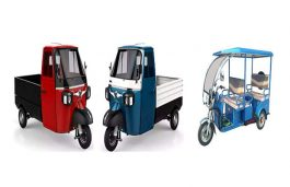Electric to Dominate 3 Wheeler Market to 2030 In India- Report