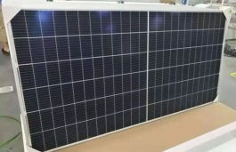 Canadian Solar Starts Mass Production of 210 mm Large Cell Modules of up to 665 W