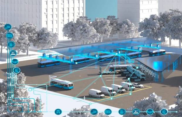 Siemens E-mobility in India